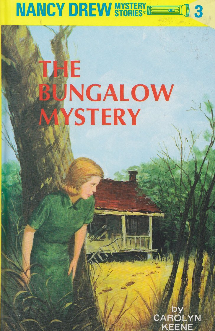 nancy drew kitapları the bungalow mystery